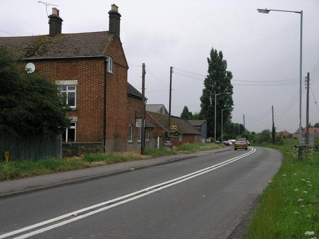 Marston House Farm