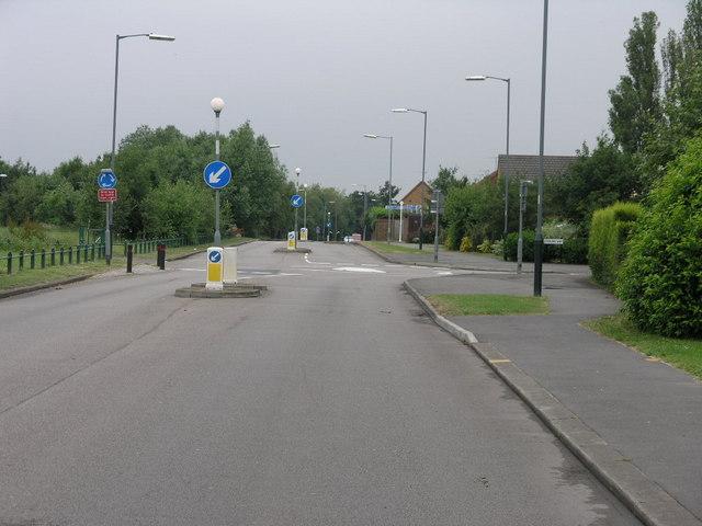 Slalom Road