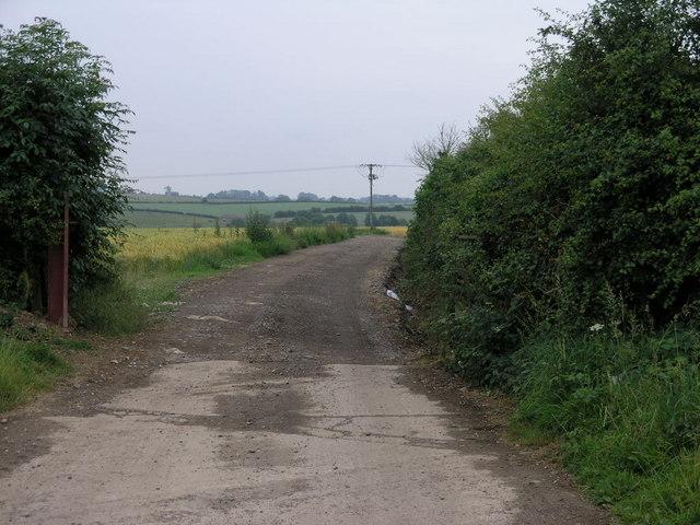 Smockington Farm Track