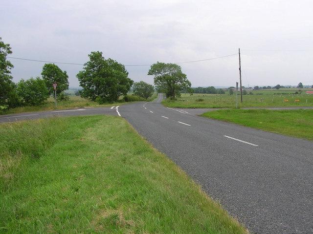 Moor Lane Crossroads