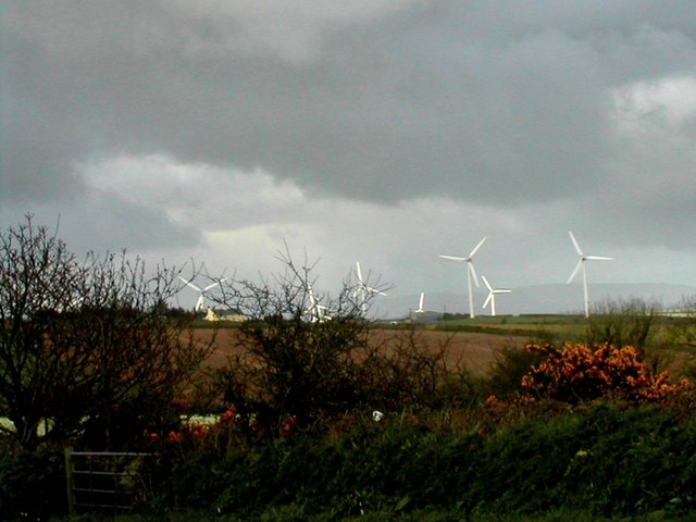 Fourburrow Wind Farm