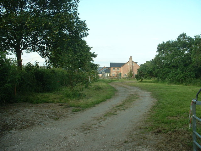 Tarnacre Hall Farm