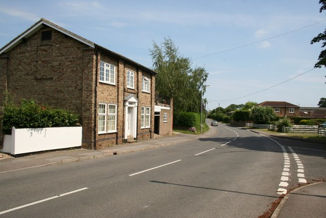 Chapel Lane, Fiskerton