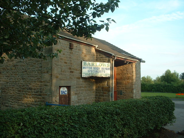 Barlow's Body Shop