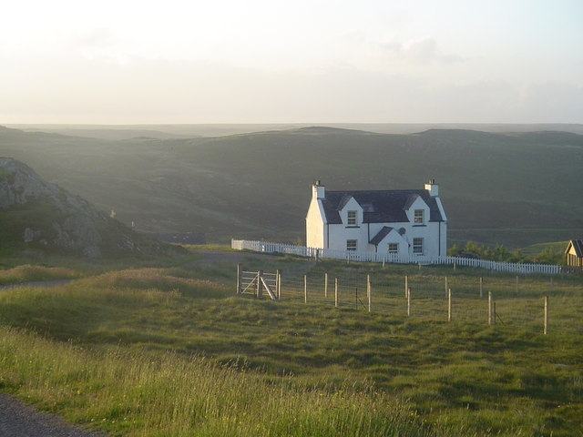 Croft House, New Tolsta