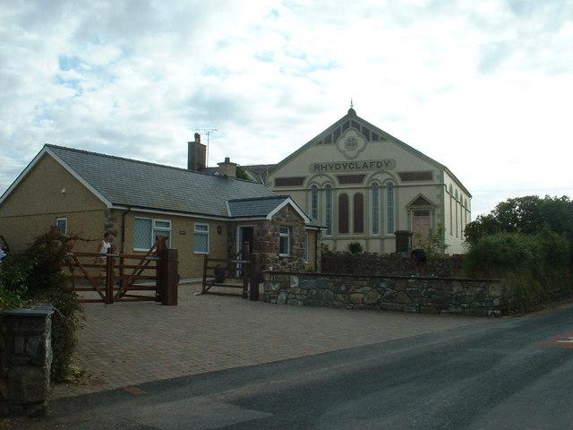 Rhyd-y-clafdy Chapel