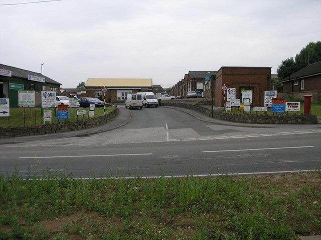 Storforth Lane Trading Estate
