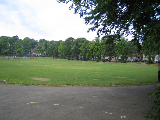 Luton: Brantwood Park