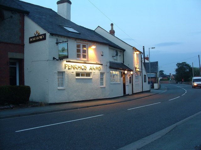 Penrhos Arms Whittington