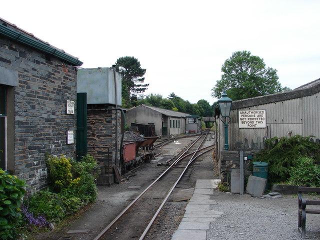 Pendre, Talyllyn Railway