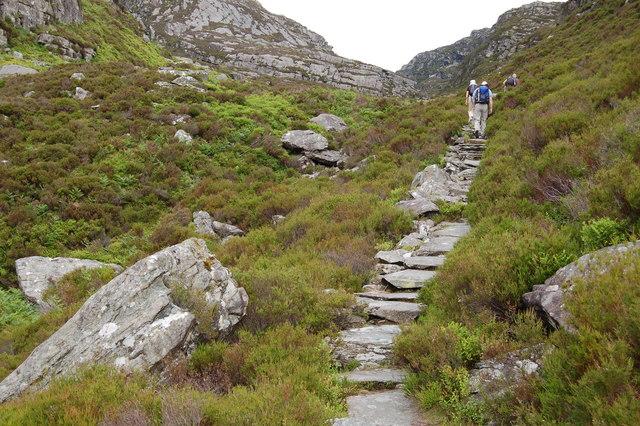 The Roman Steps