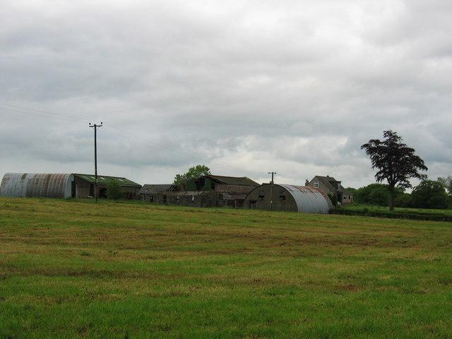 Balquhain Farm