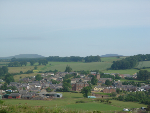 A view from Catmoss