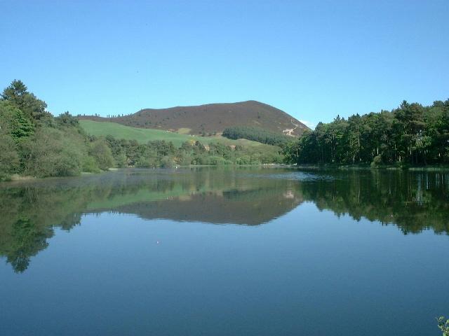 Bowden Loch / Eildon Wester Hill