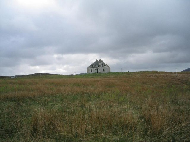 Rhuiar House, Lochmaddy