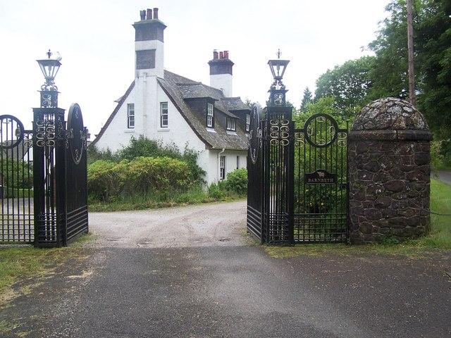 House at Barnbeth