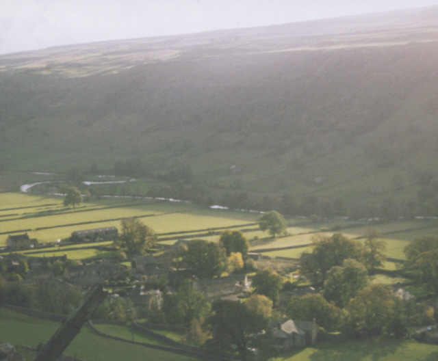 Starbotton from the north