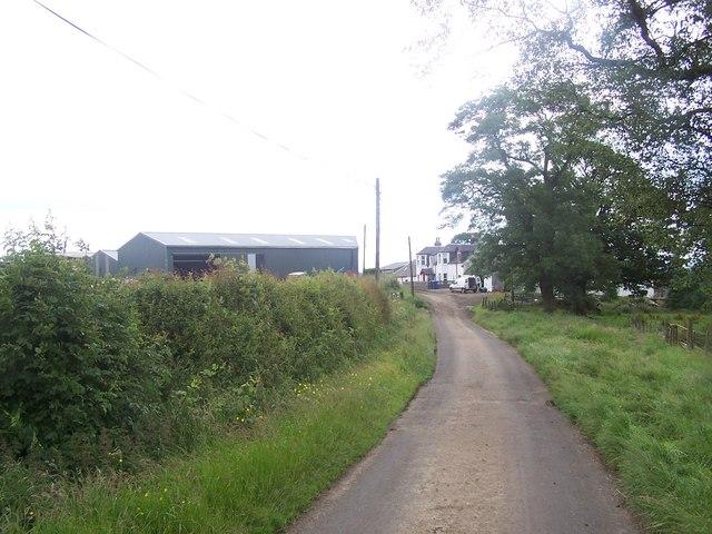 High Auchensale Farm