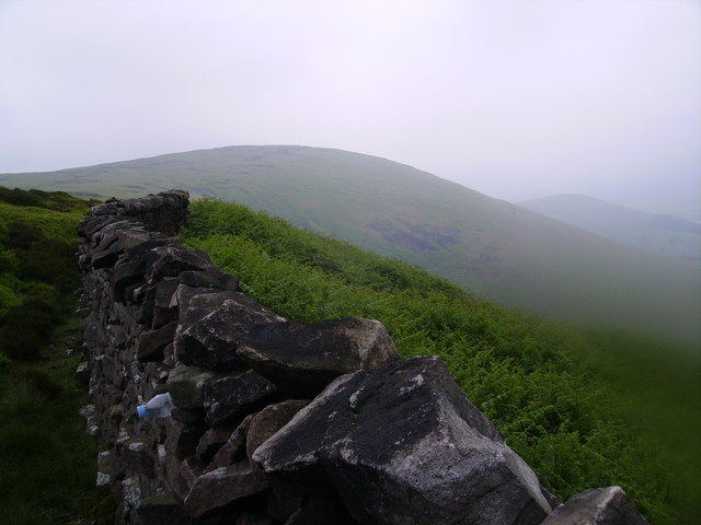 Wall ,Whitmore Fell