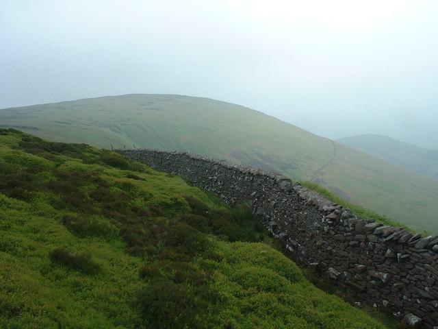 Wall, Whitmore Fell