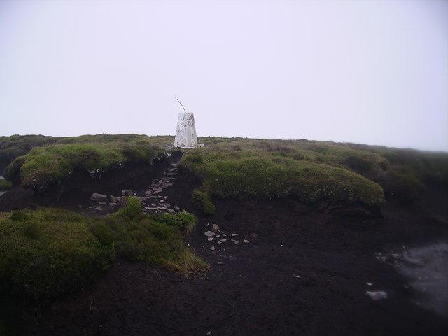 Trig Pillar , Totridge