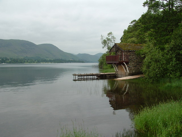 Ullswater from Waterfoot