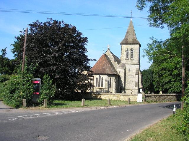 Holy Trinity Church, Markbeech, Kent