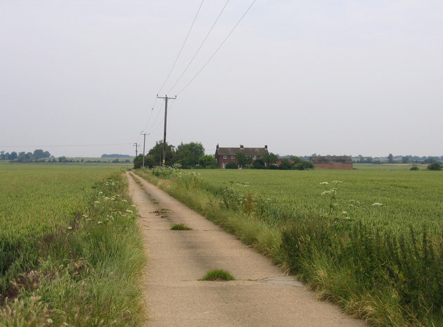 Grunty Fen Farm, Wilburton, Cambs