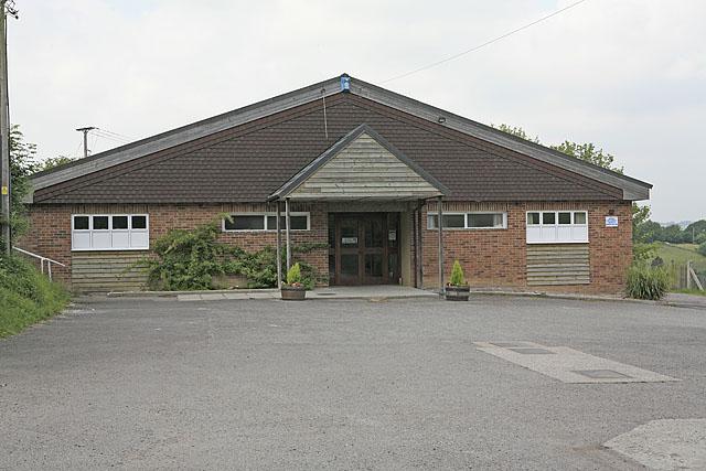 Village Hall, Shutts Lane, Coombe Bissett