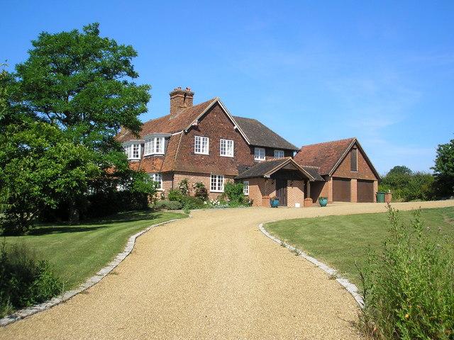 Polefields, near Cowden, Kent