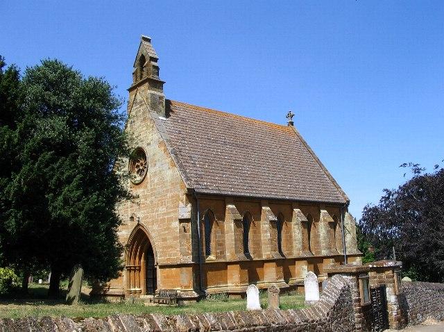 Hollowell church