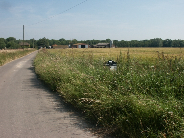Abbey Farm, Thurne