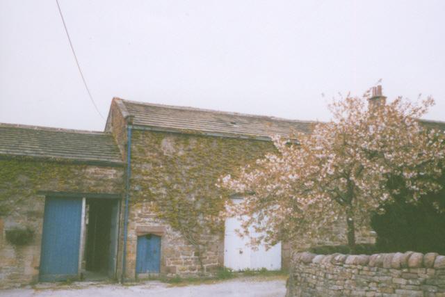 Flasby farmhouse