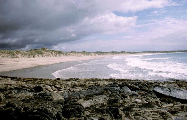 Crossapol Bay, Coll