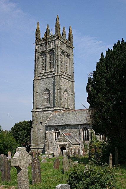 Probus Church