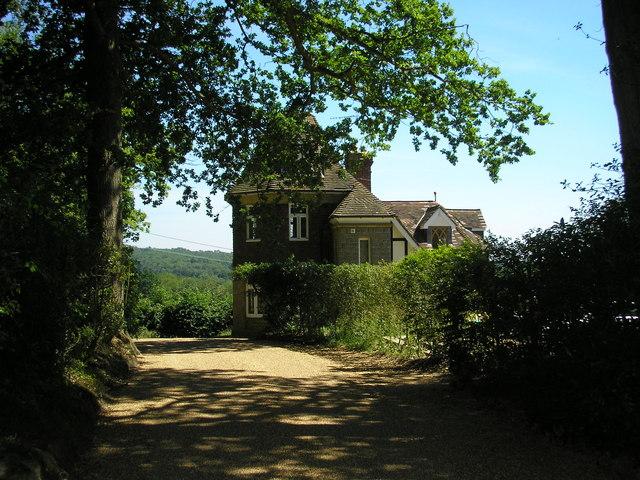 The Lodge, Hollow Lane, near Dormansland, Surrey