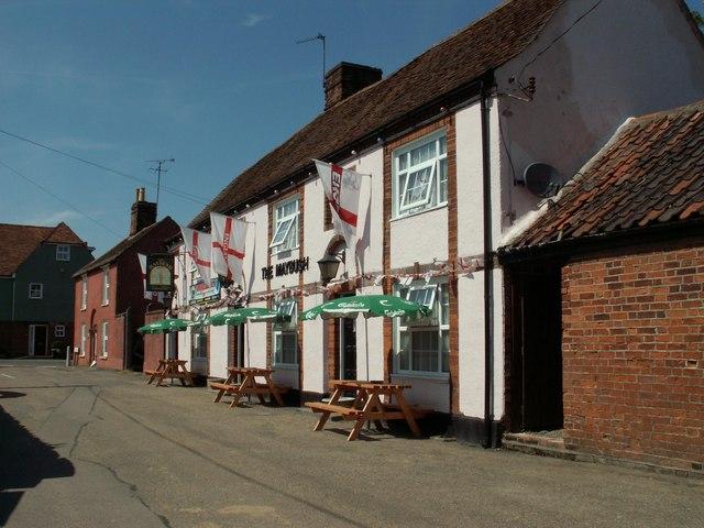 'The Maybush' inn, Great Oakley, Essex
