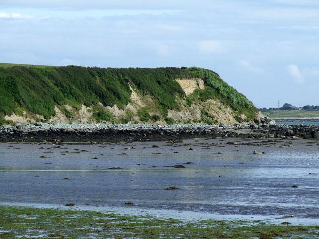 Headland at Porth Penrhyn Mawr