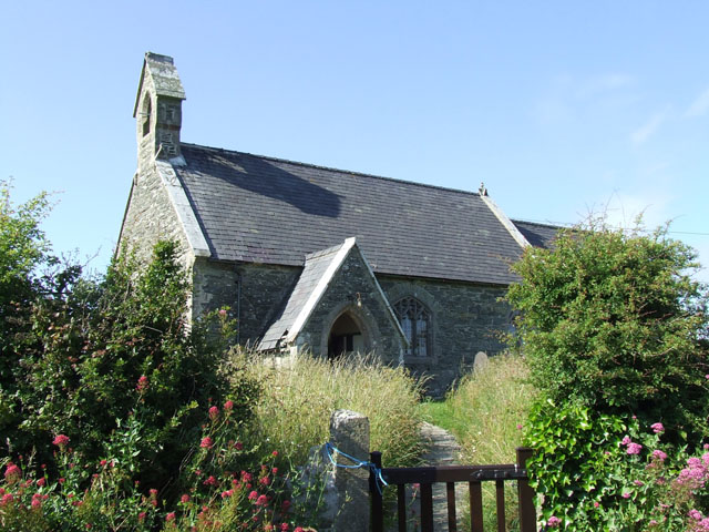 Church at Llanfwrog