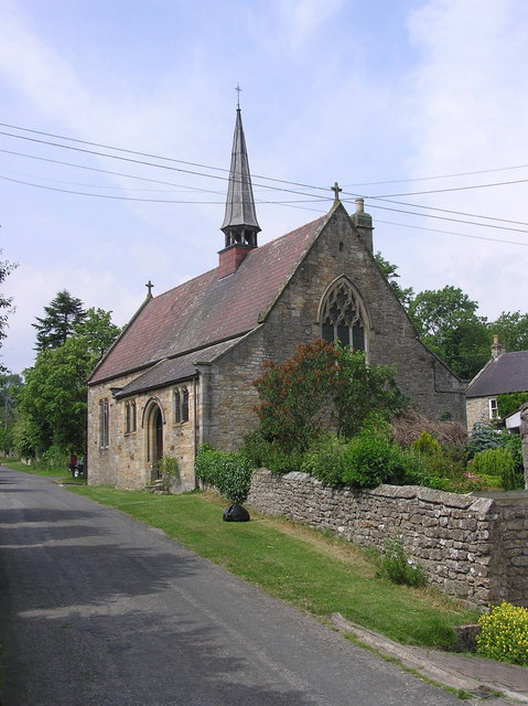 The Church of St.James : Dalton