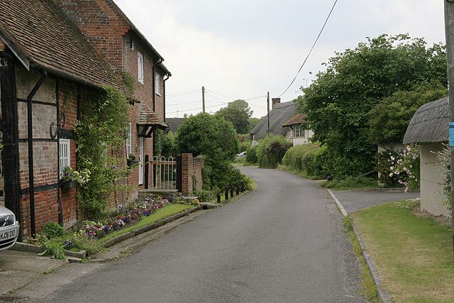 Lower Road, Homington
