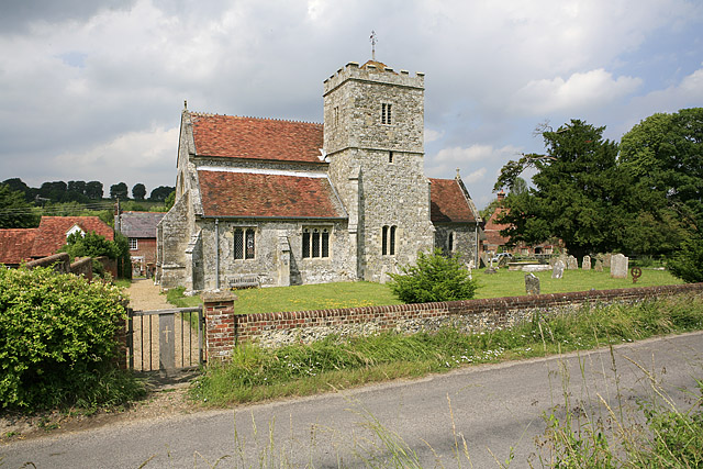 Church of St Mary the Virgin, Homington
