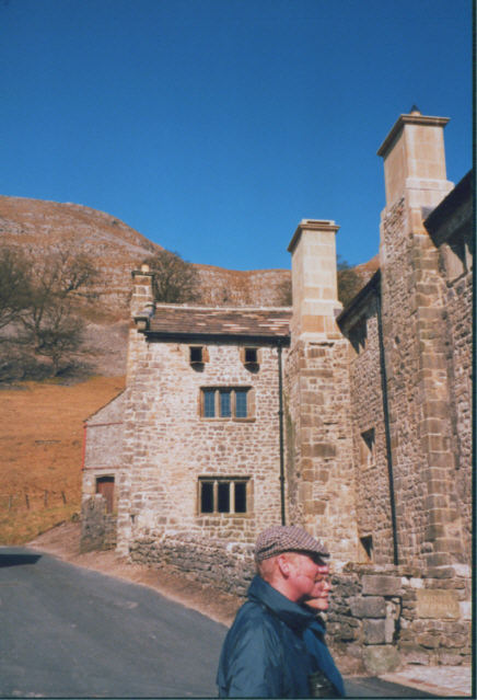 Kilnsey Old Hall