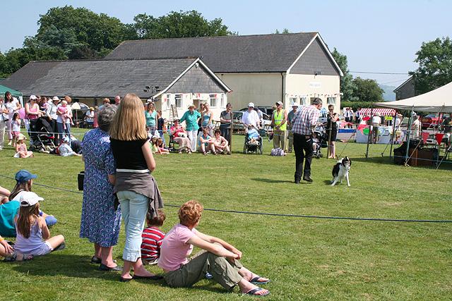 Offwell: village fete