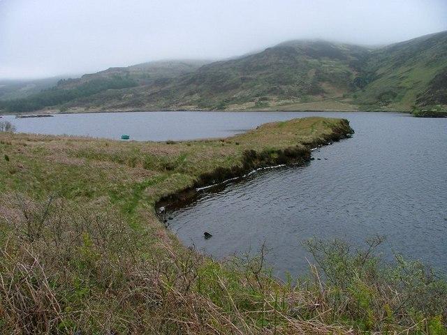 Peninsula, Loch Carnais an Amais