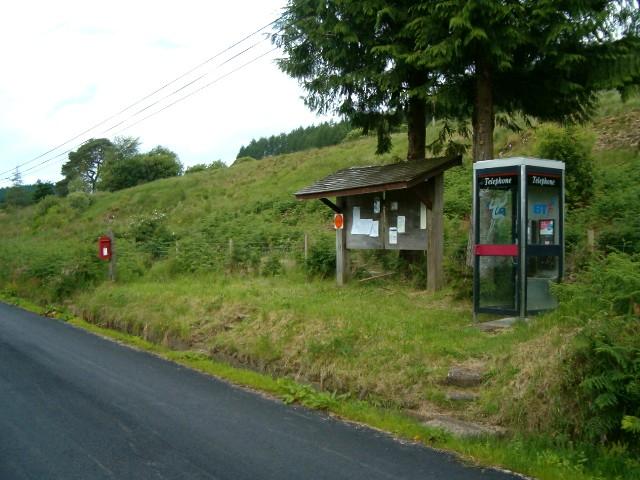Local services in Inverinan