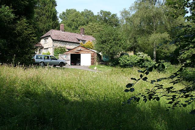 Luppitt: Turf House