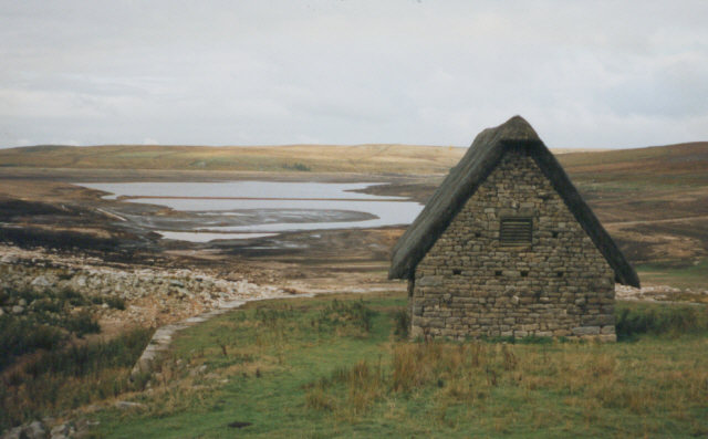 Grimwith in a drought