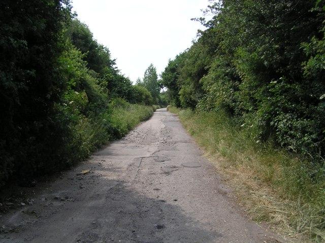 Stone Lane, Woodhouse