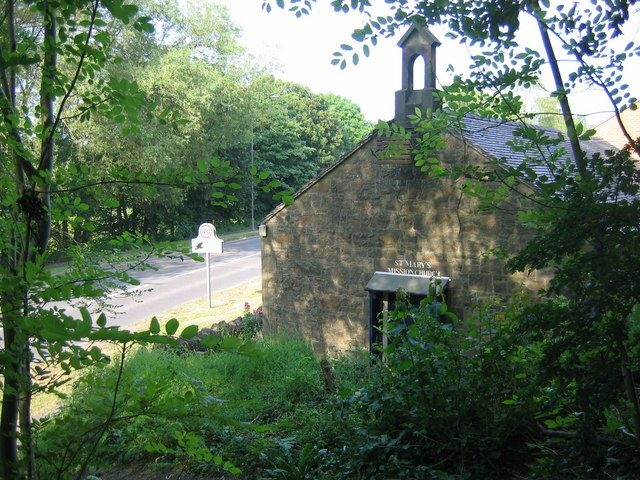 St Mary's Mission Church - Sawmills